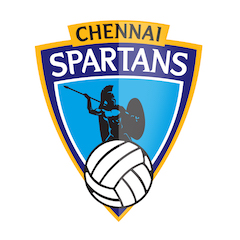 Chennai Spartans - Pro Volleyball League