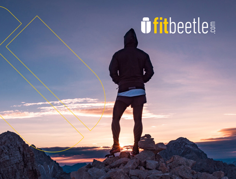 Branding and digital platform for FitBeetle