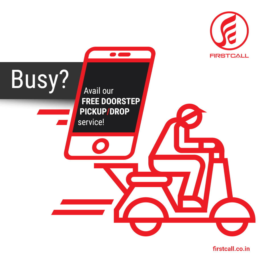 Digital marketing campaign for a mobile phone servicing centre